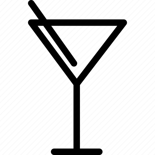bar, chill, cocktail, creative, drink, glass, grid, ice, party, refresh, shape, soda icon