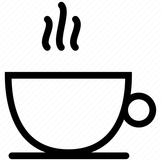 bean, brew, cafe, coffee, creative, cup, drink, glass, grid, hot, kitchen, mug, refresh, restaurant, roast, shape, tea icon