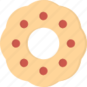 bizkuit, cake, cookie, dessert icon