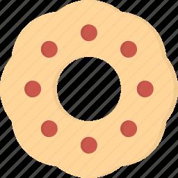 bizkuit, cake, cookie, dessert icon