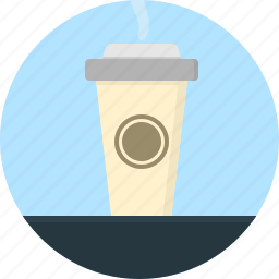 caffe, cap, coffee, coffee to go icon