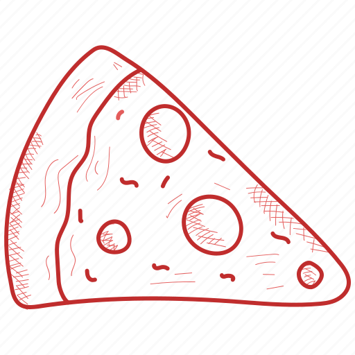 food, italian, pizza icon