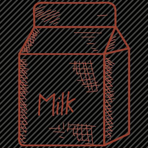 Bottle, drink, milk, pack, package icon - Download on Iconfinder