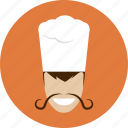 chief, cook icon