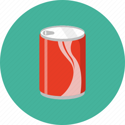coca, coca cola, coke, soft drink icon
