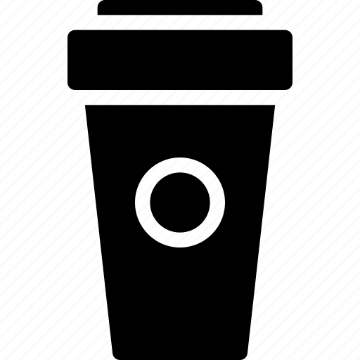 coffee, container, creative, cup, drink, go, grid, hot, refresh, shape, tea icon