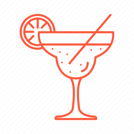 cafe, cocktail, drink, lemon, margarita, restaurant icon