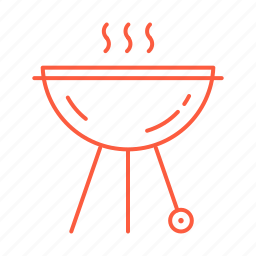 barbecue, bbq, cafe, food, grill, restaurant icon