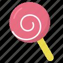confectionery, lollipop, lolly, sweet snack, swirl lollipop