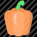 bell pepper, capcicum, pepper, sweet pepper, vegetable