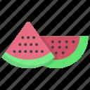 food, fruit, honeydew, melon, melon slice