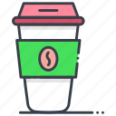 coffee, coffee cups, disposable cup, paper cup, take away coffee