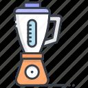 blender, kitchen, mixer, restaurant, utensil