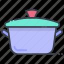 casserole, cooking pan, cookware, kitchen pot, saucepan