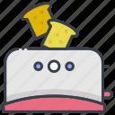 electronics, sandwich toaster, slice toaster, toast machine, toaster
