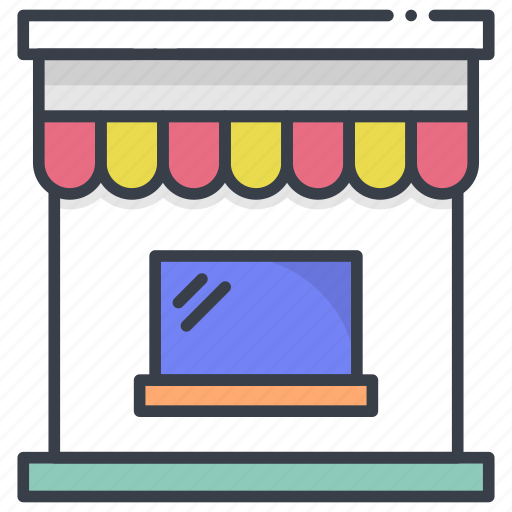 Market, retail shop, shop, shopping store, store icon - Download on Iconfinder