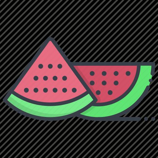 Food, fruit, honeydew, melon, melon slice icon - Download on Iconfinder