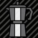 coffee, kitchen, machine