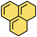 beehive, honey, honeycomb icon