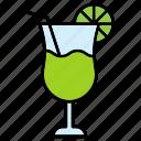 drink, juice, lemonade