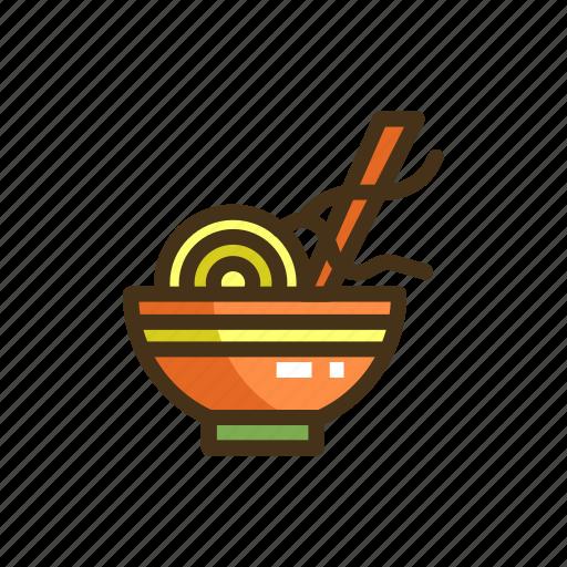 noodle, noodles icon