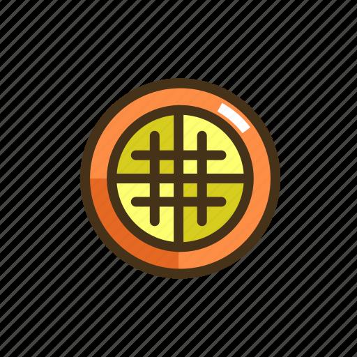 waffle, waffles icon