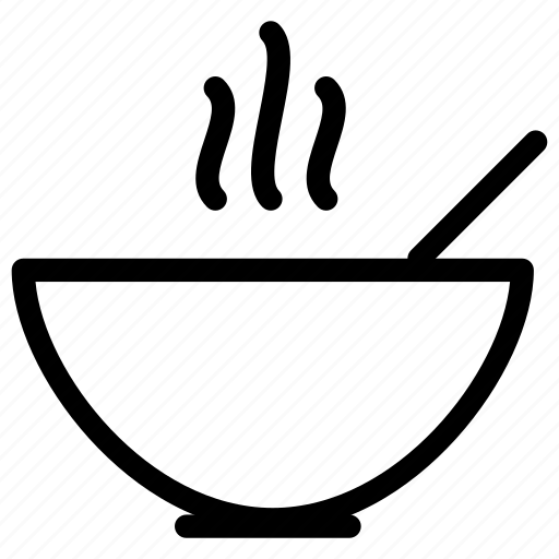 Kitchen bowls clip art