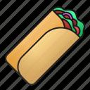 kebab, food, meal, meat, barbecue, grilled
