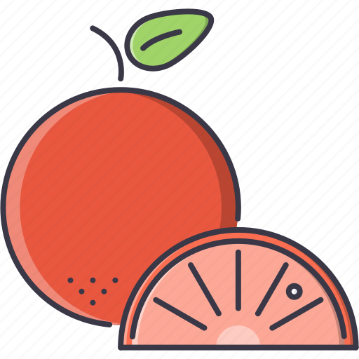 cooking, food, fruit, orange, shop, supermarket icon