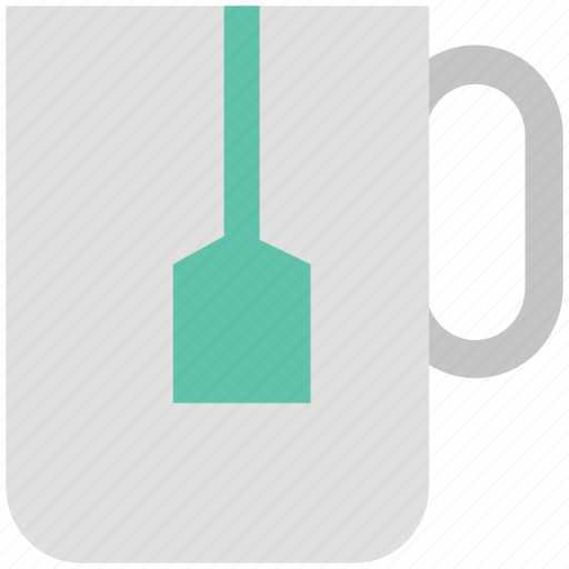 beverage, instant tea, mug, tea, tea bag, tea cup icon
