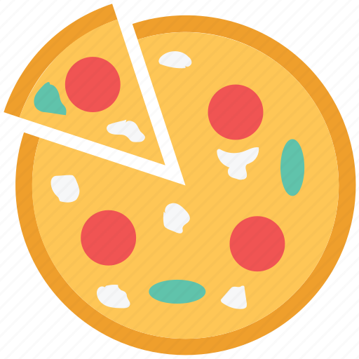 Fast food, food, italian food, junk food, meal, pizza icon - Download on Iconfinder