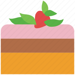 bakery, cake, dessert, food, frozen dessert, sweet icon