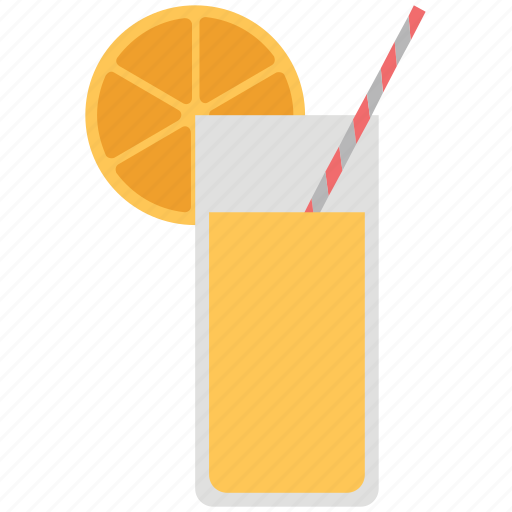 Appetizer drink, drink, glass, juice, lemonade, soft drink, straw icon - Download on Iconfinder