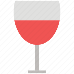 alcohol, beverage, drink, glass, juice, soft drink, wine glass icon