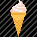 cake cone, cone, cup cone, dessert, food, frozen dessert, icecream