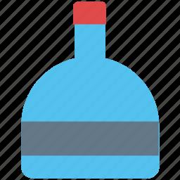 alcohol, bottle, closed, cork, liquor, liquor bottle icon