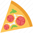 fast food, food, italian food, junk food, meal, pizza slice