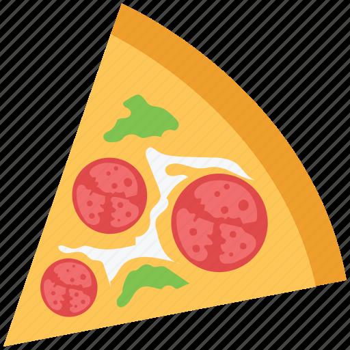 fast food, food, italian food, junk food, meal, pizza slice icon