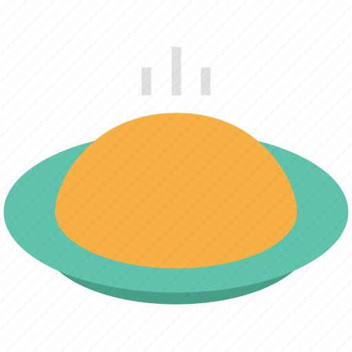dinner, food, food platter, hot food, meal, plate icon