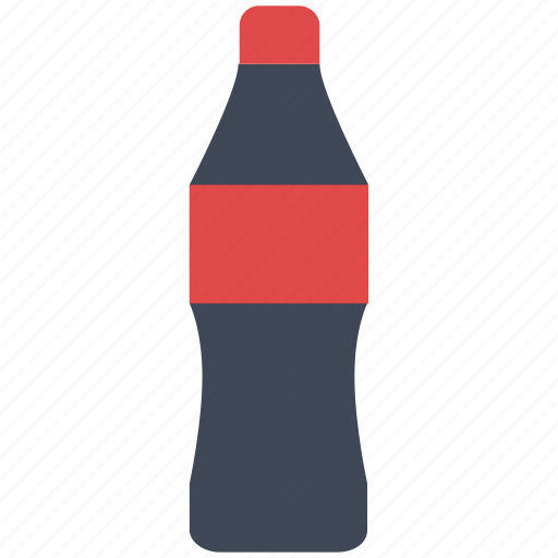 beverage, cocacola, coke, drink, drink bottle, soda, soft drink icon