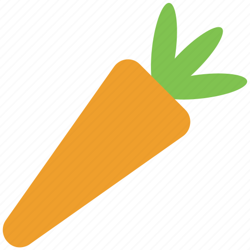 carrot, food, healthy food, nutrition, vegetable icon