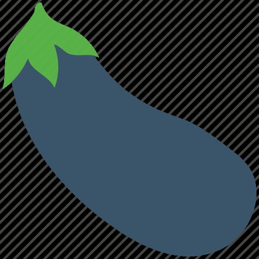 brinjal, eggplant, food, healthy diet, raw food, vegetable icon