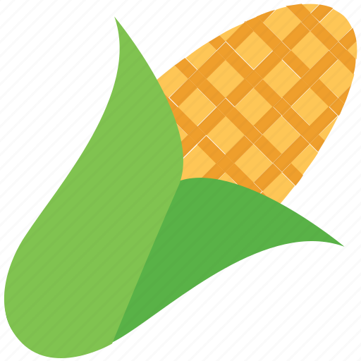 Cob, corn, corncob, food, grain, maize, vegetable icon - Download on Iconfinder