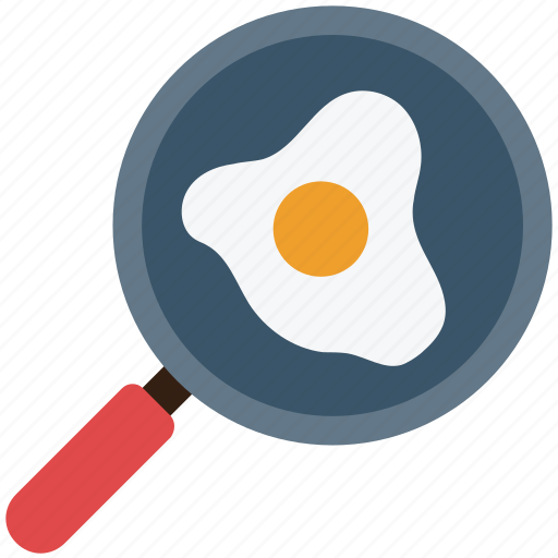 Breakfast, egg, food, fried egg, fryingpan, morning icon - Download on Iconfinder