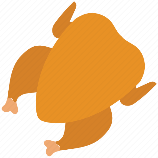chicken, food, grilled, meat, roast, roasted icon