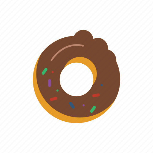doughnut, drinknatural, food icon