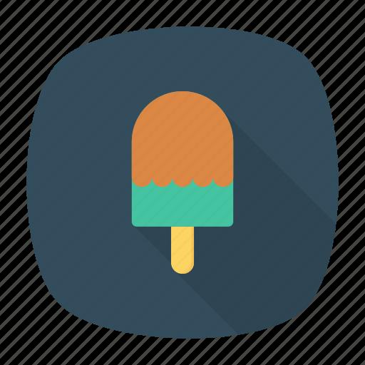 cold, cone, cream, ice icon