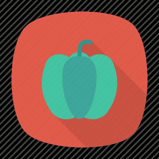 capsicum, chili, pepper, vegetable icon