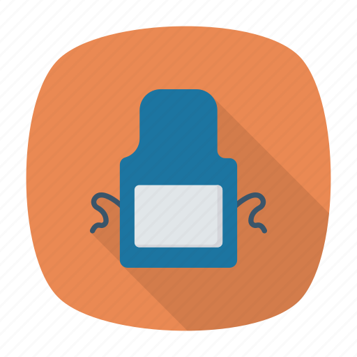 Apron, chef, cook, kitchen icon - Download on Iconfinder