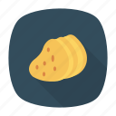 bakery, bread, muffin, sweet icon